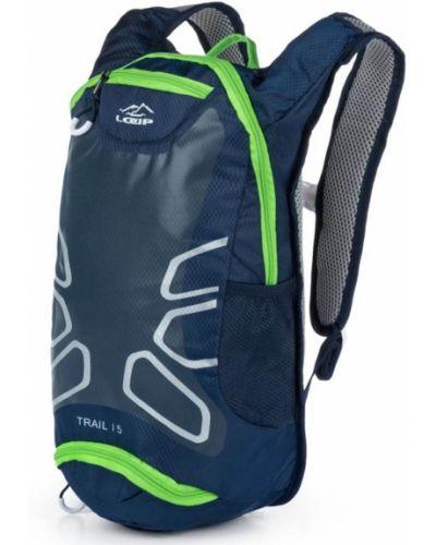 Niebieski plecak materiałowy Loap