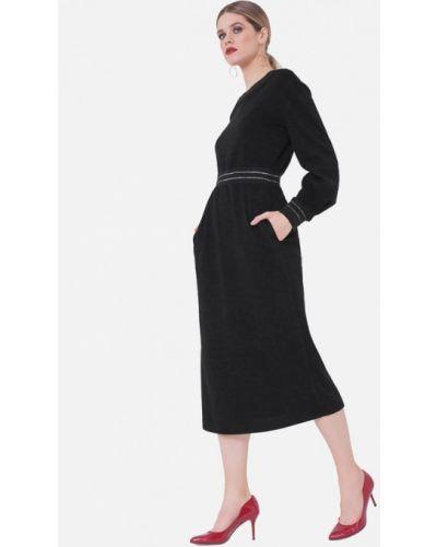 Платье черное Lo