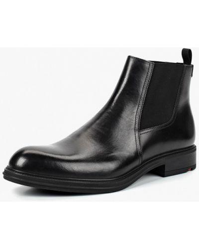 Ботинки челси осенние кожаные Lloyd