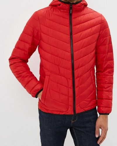 Джинсовая куртка утепленная демисезонная Tom Tailor Denim