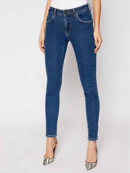 Mom jeans - granatowe One Teaspoon