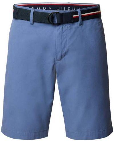 Bermudy - niebieskie Tommy Hilfiger