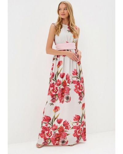 Платье бежевое Tutto Bene