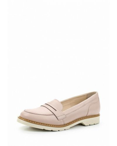 Розовые туфли кожаные Ralf Ringer