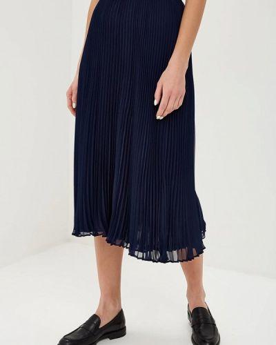 Плиссированная юбка весенняя Polo Ralph Lauren