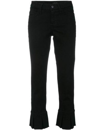 Укороченные брюки расклешенные Cambio