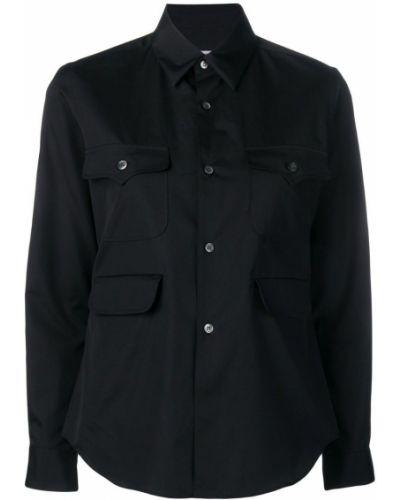 Классическая рубашка с карманами на пуговицах Comme Des Garçons Comme Des Garçons