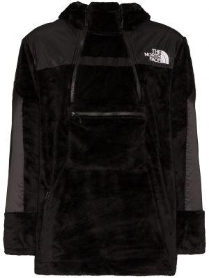 Kurtka z kapturem - czarna The North Face Black Series