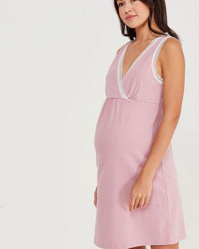 Ночнушка розовый Hunny Mammy