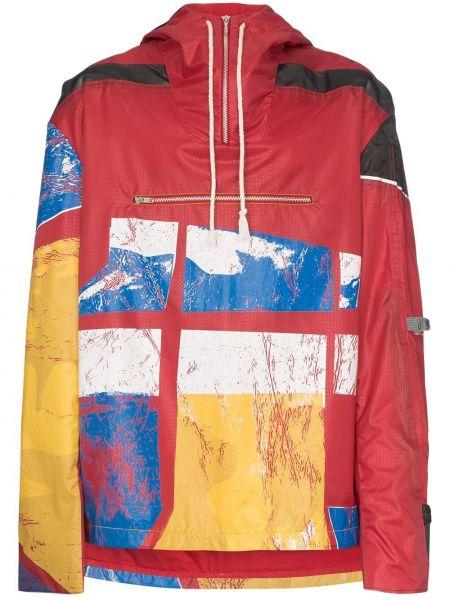 Płaszcz przeciwdeszczowy z kieszeniami długo Bethany Williams