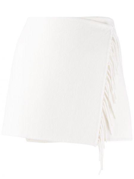 Юбка мини с запахом юбка-шорты P.a.r.o.s.h.