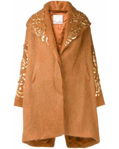 Длинное пальто с капюшоном Romeo Gigli X Eggs