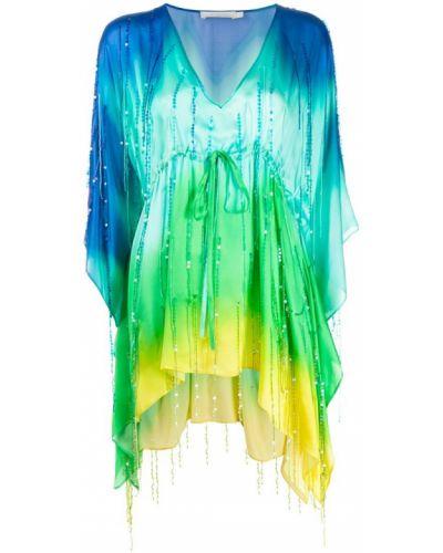 Блузка с пайетками широкая Amen.