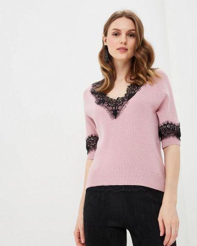 Розовый пуловер Love Republic