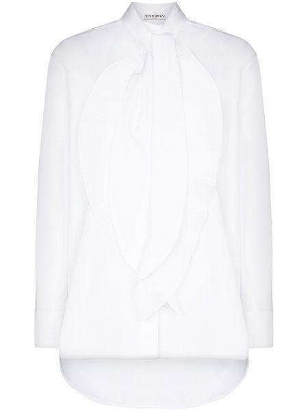 Bluzka zapinane na guziki Givenchy