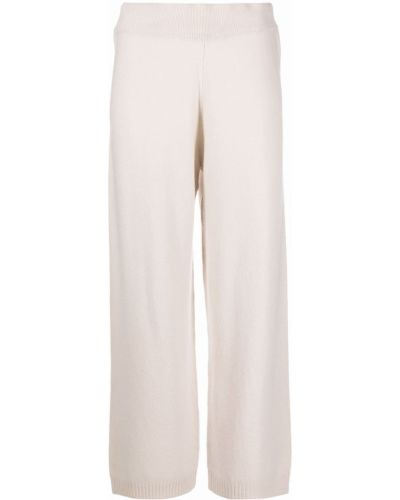 Укороченные брюки - белые Luisa Cerano