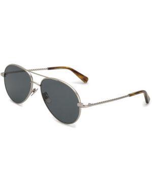 Солнцезащитные очки темно-серый Brioni