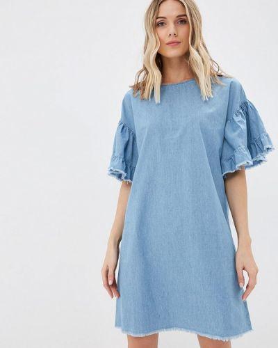 Джинсовое платье Sela