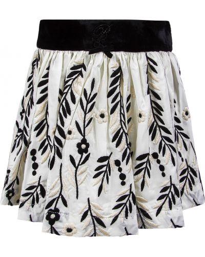 Разноцветная юбка Miss Blumarine