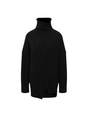 Шерстяной свитер - серый Isabel Benenato