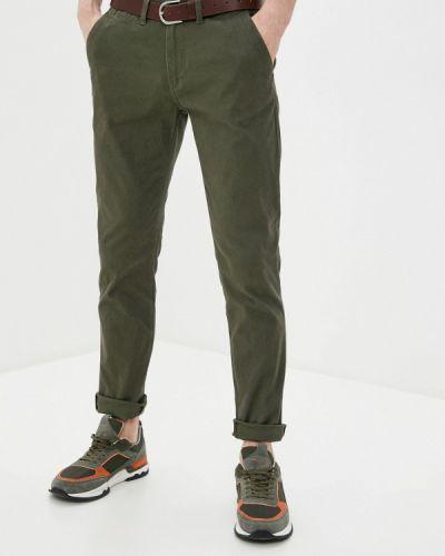 Зеленые брюки J. Hart & Bros