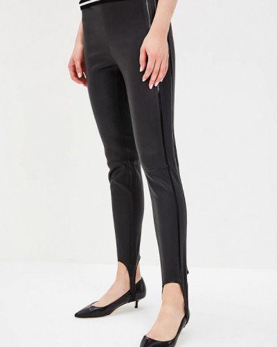 Черные брюки повседневные Frankie Morello