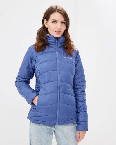 Утепленная куртка осенняя демисезонная Columbia
