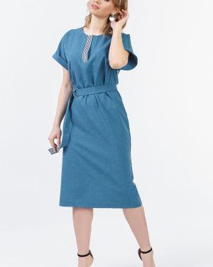 Платье с поясом через плечо с манжетами Lacywear