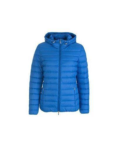 Синяя куртка демисезонная Geox