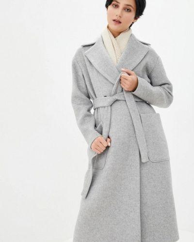 Пальто - серое Jhiva