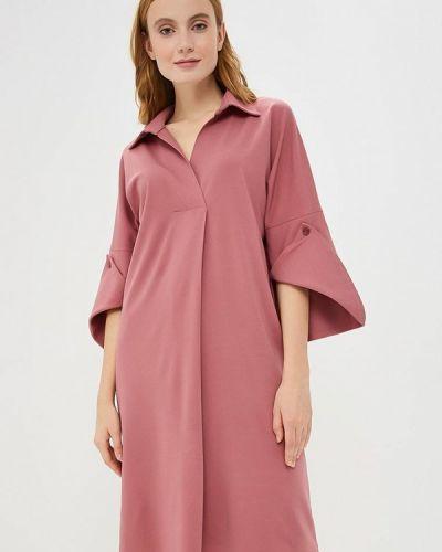 Платье - розовое Adzhedo