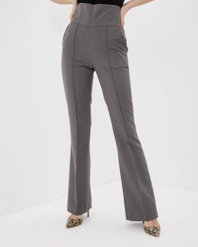 Серые классические брюки Rich & Naked