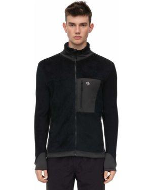 Klasyczna czarna kurtka Mountain Hardwear