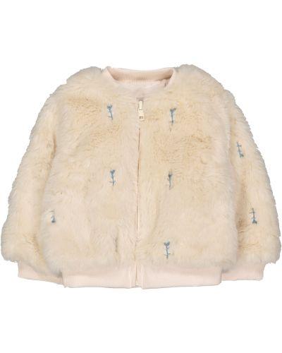 Куртка демисезонная с мехом Mothercare