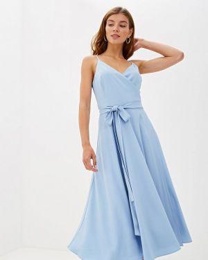Платье - голубое Toryz