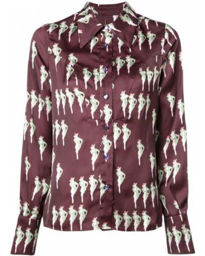 Рубашка на пуговицах Jill Stuart