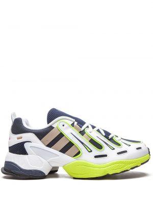 Кожаные кроссовки - белые Adidas
