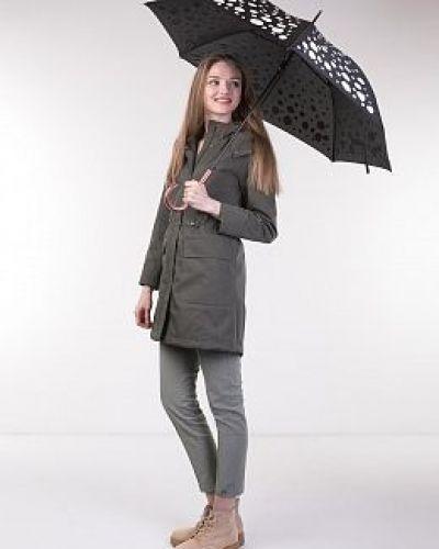 Зонт-трость - белый Magic Rain