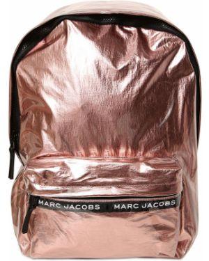 Różowy plecak Little Marc Jacobs