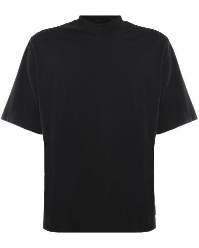 T-shirt - czarna Acne Studios