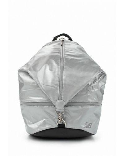 Рюкзак серебряного цвета New Balance