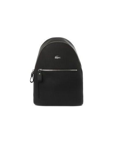 Рюкзак черный Lacoste