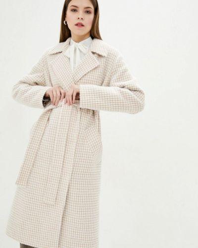 Бежевое пальто Danna