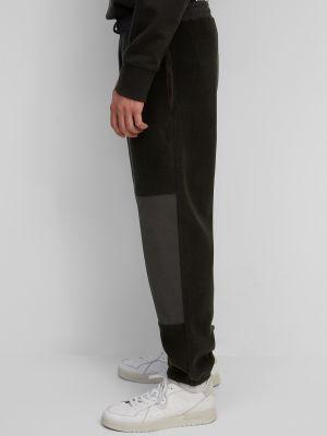 Флисовые спортивные брюки - черные Marc O'polo Denim