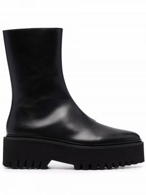Кожаные ботинки - черные Dorothee Schumacher