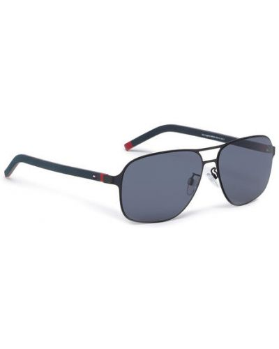 Okulary - granatowe Tommy Hilfiger