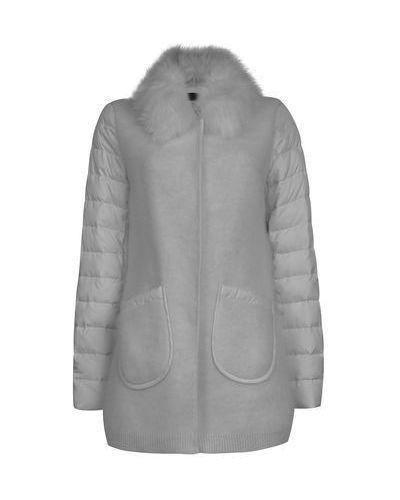 Утепленная куртка из полиэстера хлопковая Love Republic