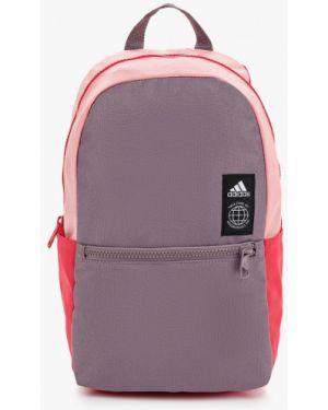 Рюкзак розовый Adidas