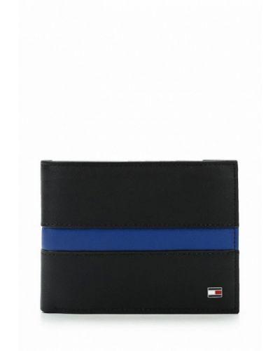 Черный кошелек Tommy Hilfiger