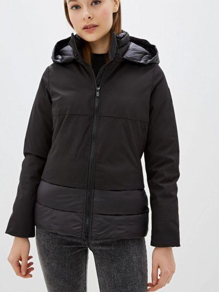 Зимняя куртка утепленная черная Bomboogie